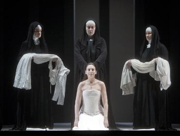 Francis Poulenc : Dialogues des Carmélites - Opera DVD