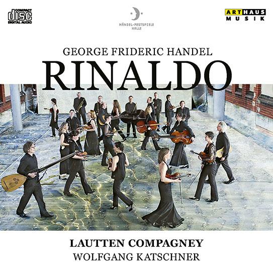 Georg Friedrich Händel : Rinaldo - New Releases CD - Arthaus
